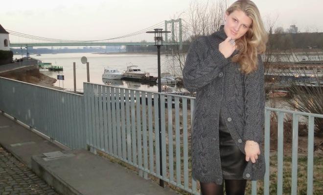Der femininer Mantel