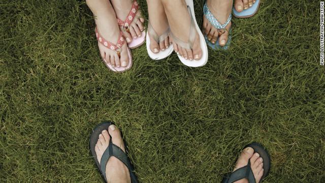 Leichtigkeit für Frauen-Füße