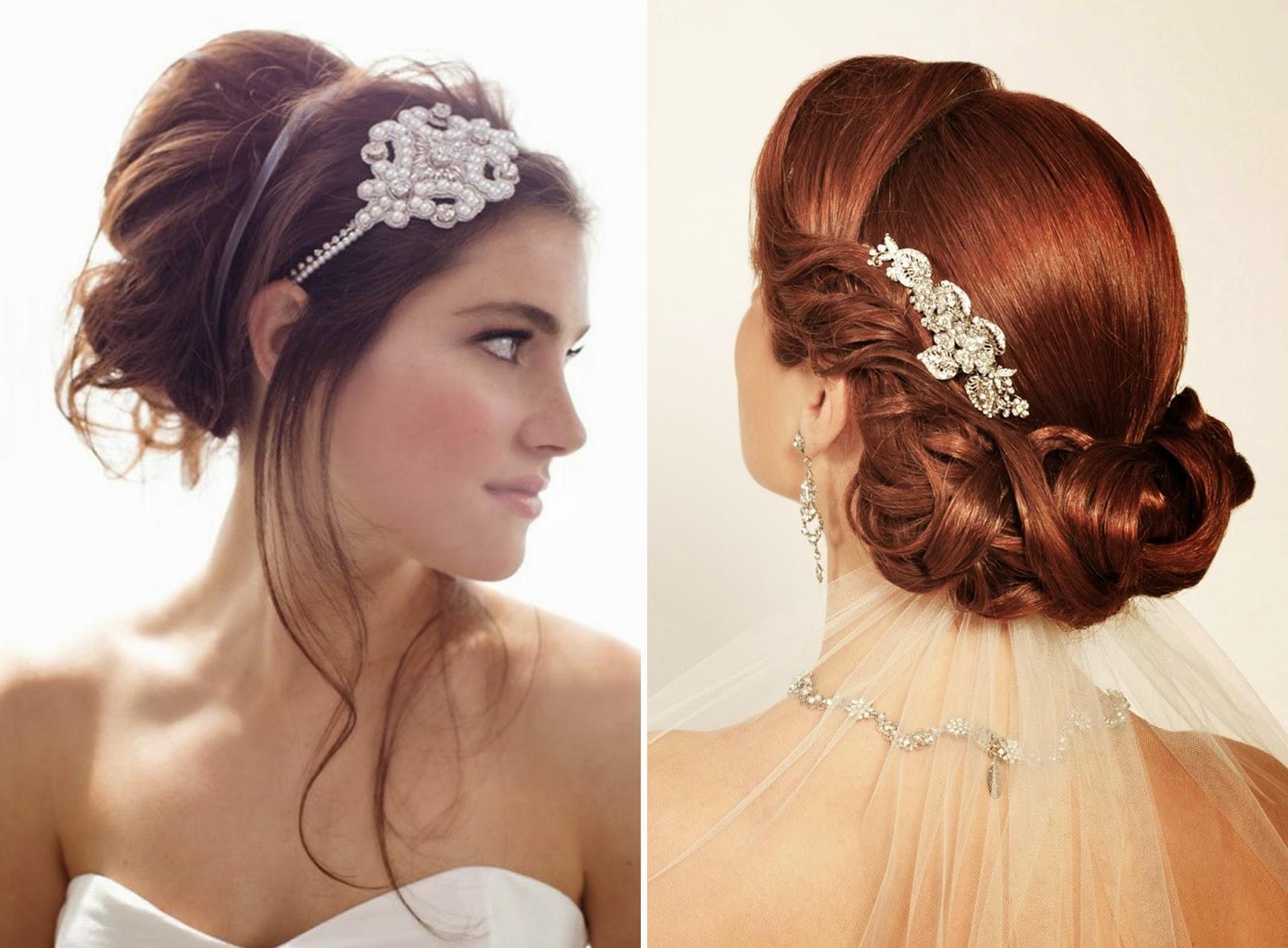 Die Tipps zur Frisur der Braut