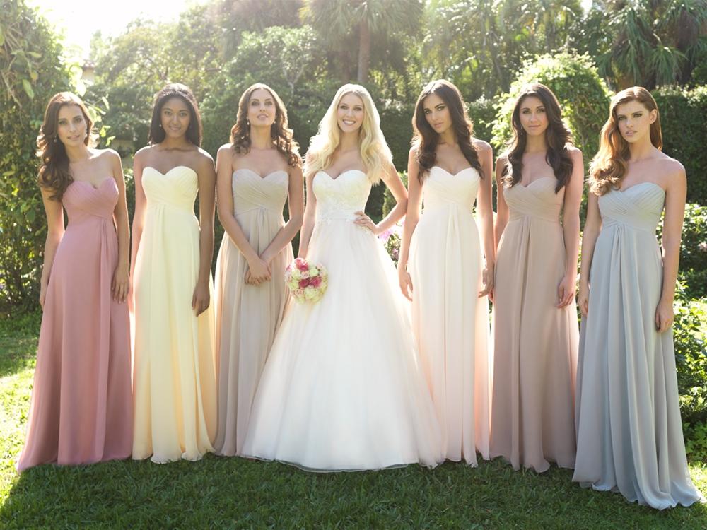 Welches Kleid passt zu dem unterschiedlichen Event?
