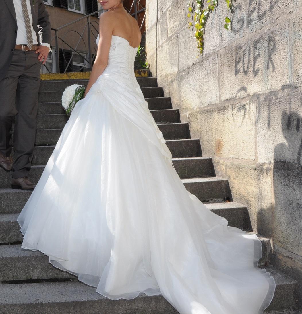 Die traumhafte Hochzeitskleider