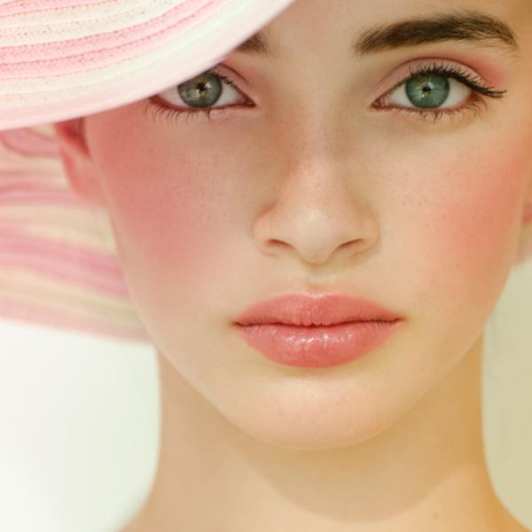 Make-Up-Tipps für die helle Haut