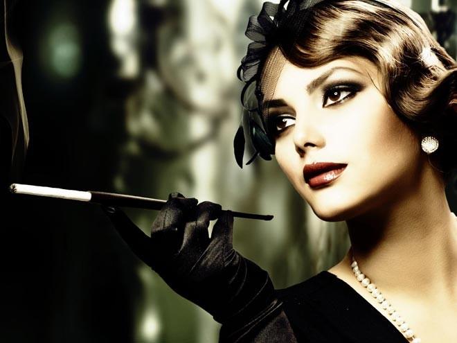 Ein Bisschen Tipps für den Glamour Look